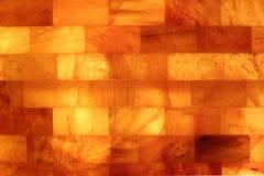 Piedras de la sal en una cueva Salarium de la sal imagen de archivo libre de regalías