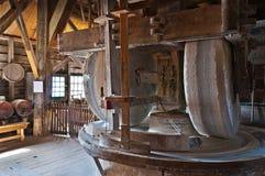 Piedras de molino de Holanda Fotos de archivo libres de regalías