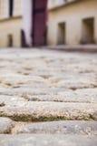 Piedras de pavimentación. Fotos de archivo libres de regalías
