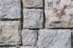 Piedras de pavimentación Foto de archivo libre de regalías