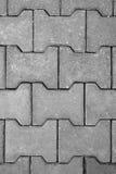 Piedras de pavimentación Imagen de archivo