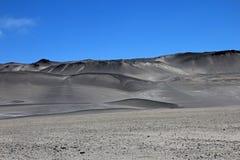 Piedras de piedra pómez en Campo de Piedra Pomez, Catamarca, la Argentina Imagenes de archivo
