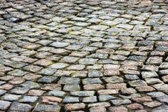 Piedras del adoquín Imagen de archivo
