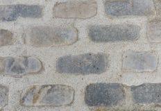 Piedras del adoquín Foto de archivo libre de regalías