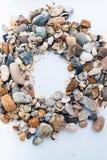 Piedras del capítulo Imagenes de archivo