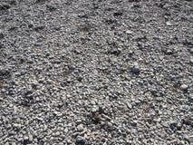 Piedras del cauce del río imagen de archivo
