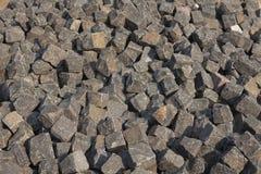 Piedras del granito Fotografía de archivo