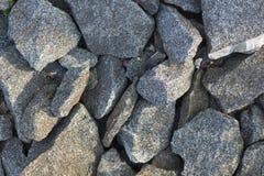 Piedras del granito Foto de archivo libre de regalías