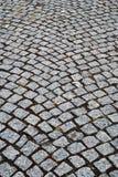 Piedras del granito de la pavimentación de la jarra Imagenes de archivo