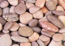 Piedras del guijarro Imagen de archivo libre de regalías
