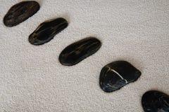 Piedras del guijarro Fotografía de archivo