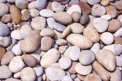 Piedras del guijarro Imágenes de archivo libres de regalías