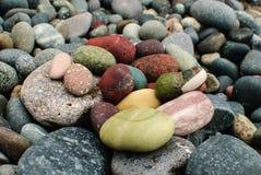 Piedras del mar Imagen de archivo libre de regalías