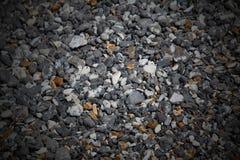 Piedras del mar como fondo Imagenes de archivo