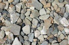 Piedras del río Fotos de archivo libres de regalías