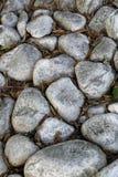Piedras del río Fotografía de archivo libre de regalías
