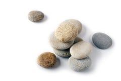 Piedras del zen Imagen de archivo