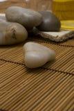 Piedras del zen Imagen de archivo libre de regalías