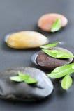 Piedras del zen Fotografía de archivo libre de regalías