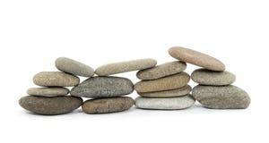 Piedras del zen/del balneario fotos de archivo