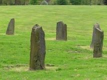 Piedras derechas Imagenes de archivo