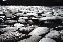 Piedras en el sol Imagen de archivo libre de regalías