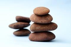 Piedras en equilibrio Imagen de archivo libre de regalías