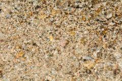 Piedras en fondo del agua Imágenes de archivo libres de regalías