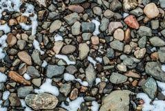 Piedras en primavera Fotografía de archivo libre de regalías