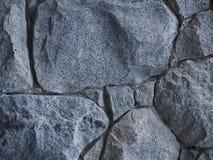Piedras en un housewall Foto de archivo