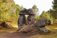 Piedras encimadas dolina XXVIII Zdjęcia Royalty Free