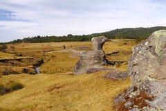 Piedras encimadas valley XX Stock Images