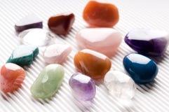 Piedras esotéricas Fotografía de archivo