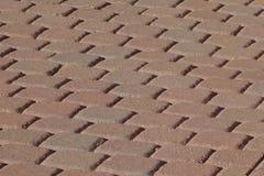 Piedras grandes de la pavimentadora imagen de archivo libre de regalías