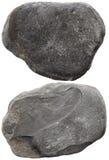 Piedras grises Foto de archivo libre de regalías