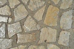 Piedras grises en formato del papel pintado foto de archivo