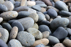 Piedras lisas imagen de archivo libre de regalías