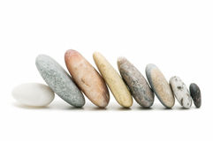 Piedras mezcladas Imagen de archivo