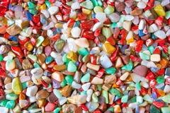 Piedras mezcladas Imagen de archivo libre de regalías