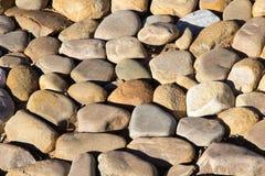 Piedras naturales Fotos de archivo