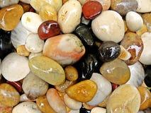 Piedras planas Imagenes de archivo