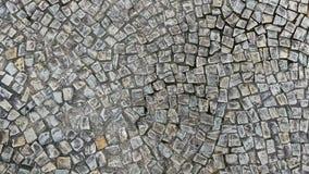 Piedras portuguesas reales imágenes de archivo libres de regalías