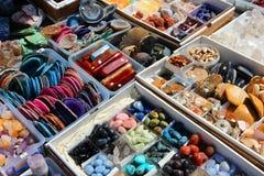 Piedras preciosas foto de archivo libre de regalías
