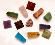 Piedras preciosas fotografía de archivo libre de regalías