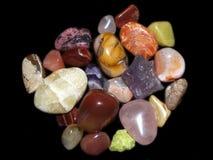 Piedras preciosas Imagenes de archivo