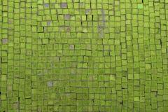 Piedras preciosas verdes Fotos de archivo