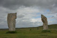 Piedras que hablan Fotografía de archivo