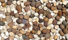 Piedras redondas Fotografía de archivo