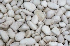 Piedras redondas del río Fotografía de archivo libre de regalías