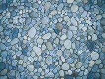 Piedras reeble redondas secas del fondo abstracto fotografía de archivo